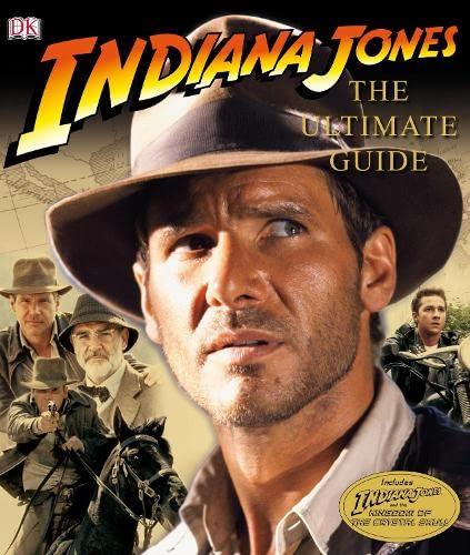 9781405328562: Indiana Jones Ultimate Guide