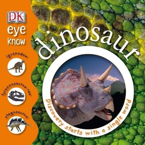 9781405328661: Eye Know: Dinosaur