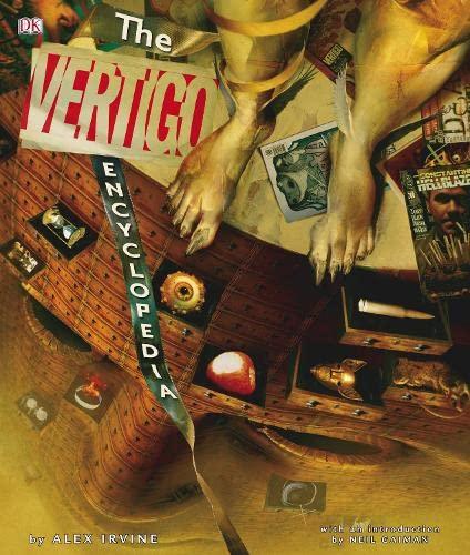9781405328906: The Vertigo Encyclopedia