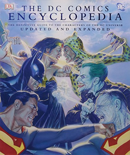 9781405328913: The DC Comics Encyclopedia