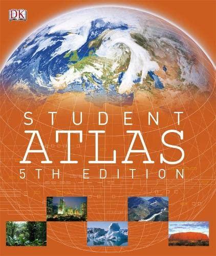 9781405329064: Student Atlas