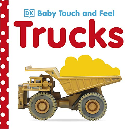 9781405329118: Baby Touch and Feel Truck