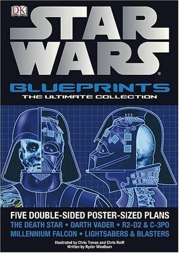9781405329231: Star Wars Blueprints Ultimate Collection