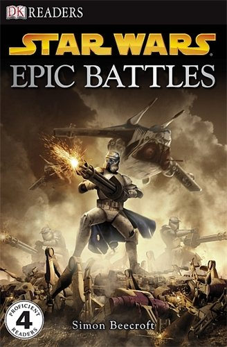 9781405329378: Star Wars Epic Battles (DK Readers Level 4)