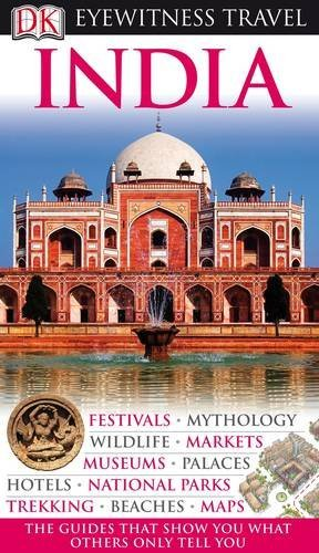 9781405329446: DK Eyewitness Travel Guide: India