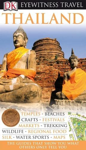 9781405329477: Thailand (DK Eyewitness Travel Guide)