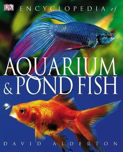 9781405329804: Encyclopedia of Aquarium and Pond Fish