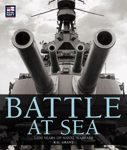 9781405330947: Battle at Sea: 3000 Years of Naval Warfare