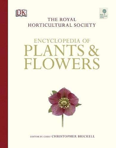 RHS Encyclopedia of Plants and Flowers (140533097X) by Christopher Brickell