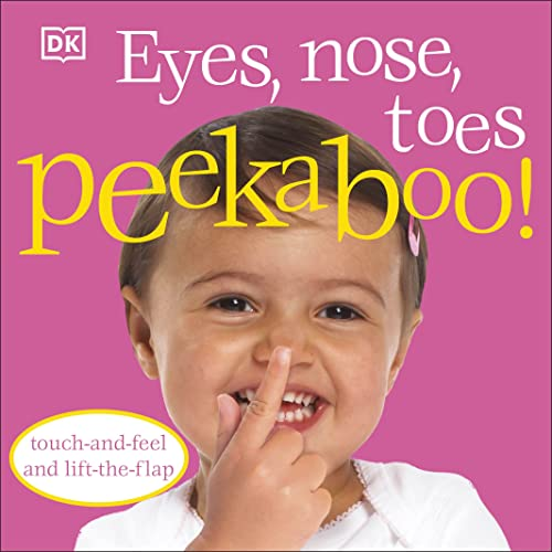 9781405331487: Eyes, Nose, Toes Peekaboo!