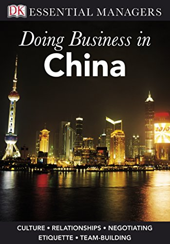 9781405331524: Doing Business in China (Essential Managers)