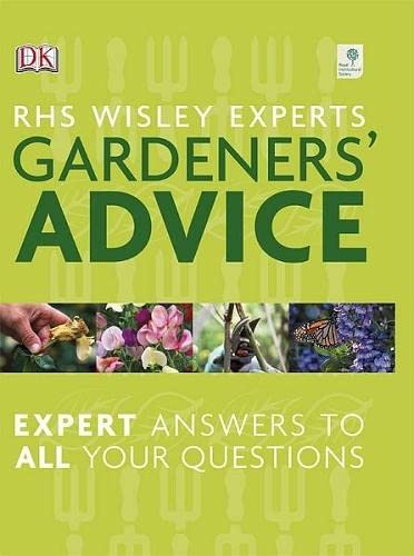 9781405331913: RHS Wisley Experts Gardeners' Advice