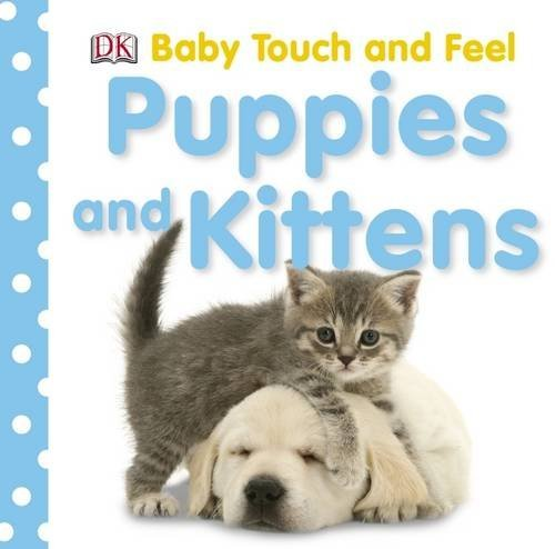 9781405331975: Puppies and Kittens (Baby Touch and Feel)