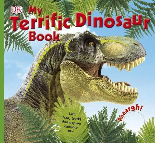 My Terrific Dinosaur Book: DK