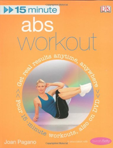 9781405332149: 15-Minute Abs Workout (15 Minute Fitness)