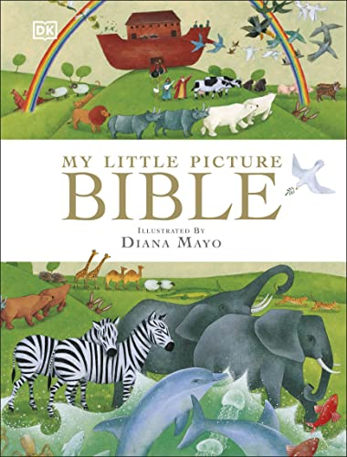 9781405332484: My Little Picture Bible (Childrens Bible)