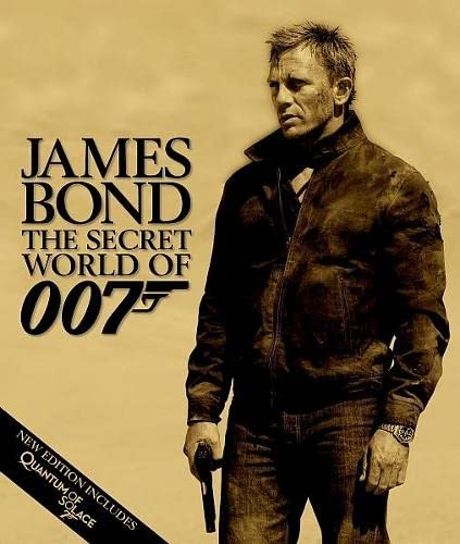 9781405332620: James Bond the Secret World of 007