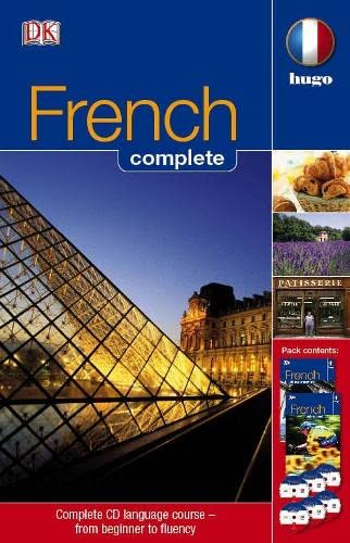 9781405332897: Hugo Complete French: Complete CD Language Course - from Beginner to Fluency (Hugo Complete CD Language Course) (French and English Edition)