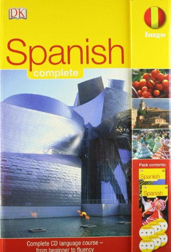 9781405332903: Hugo Complete Spanish: Complete CD language course - from beginner to fluency