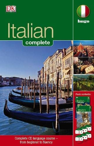 9781405332910: Hugo Complete Italian: Complete CD Language Course - from Beginner to Fluency (Hugo Complete CD Language Course) (Italian and English Edition)