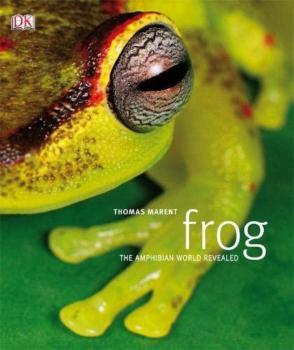 9781405333009: Frog: The Amphibian World Revealed