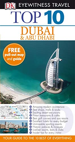 9781405333405: DK Eyewitness Top 10 Travel Guide: Dubai and Abu Dhabi