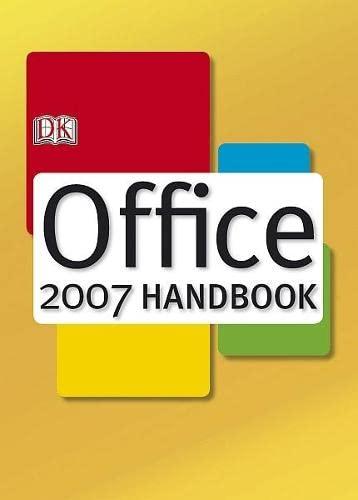 9781405333443: Office 2007 Handbook
