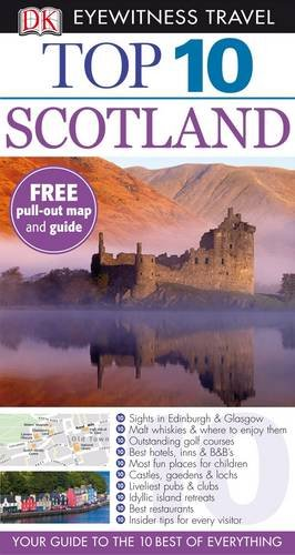 9781405333566: Scotland (DK Eyewitness Top 10 Travel Guide)