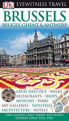 9781405333597: DK Eyewitness Travel Guide: Brussels, Bruges, Ghent & Antwerp