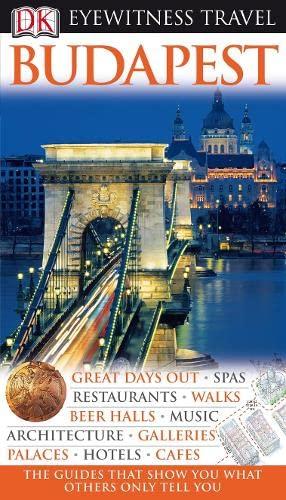 9781405333603: DK Eyewitness Travel Guide: Budapest