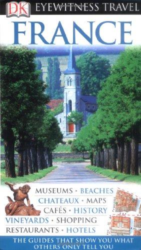 9781405333665: DK Eyewitness Travel Guide: France