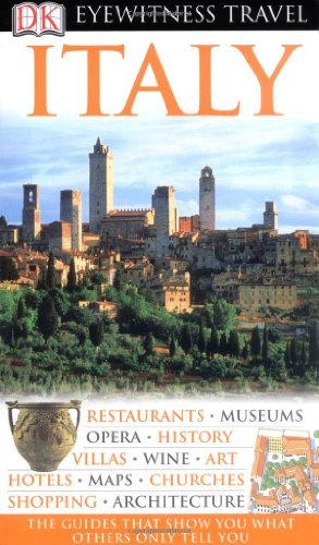 9781405333672: DK Eyewitness Travel Guide: Italy