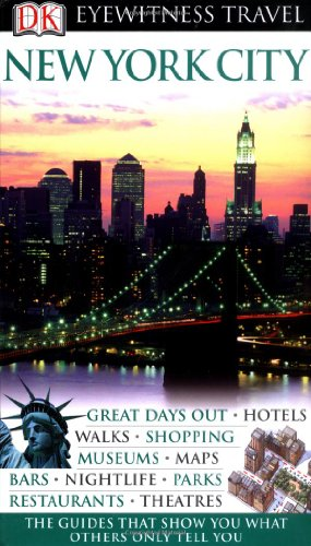 9781405333696: New York City (DK Eyewitness Travel Guide)