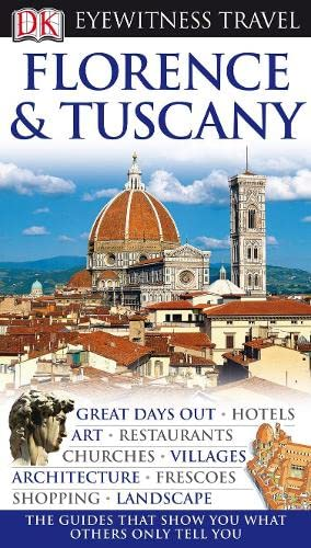 9781405333757: Florence and Tuscany (DK Eyewitness Travel Guide)
