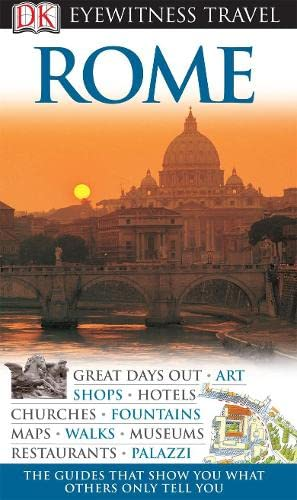 9781405333771: DK Eyewitness Travel Guide: Rome