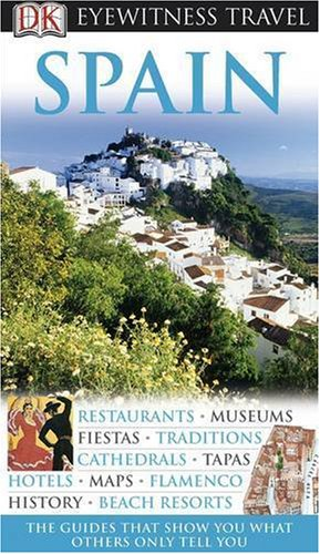 9781405333788: DK Eyewitness Travel Guide: Spain