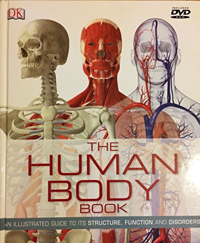 9781405334891: The Human Body Book (DVD Included)