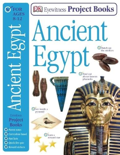 9781405334945: Ancient Egypt (Eyewitness Project Books)