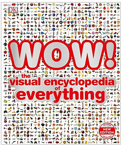9781405335300: WOW! The Visual Encyclopedia of Everything