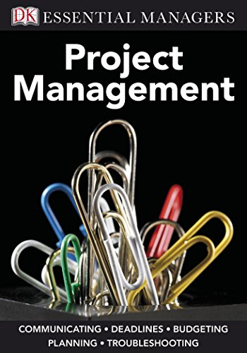 9781405335454: Project Management (Essential Managers)