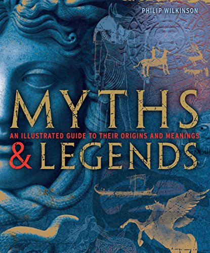 9781405335522: Myths and Legends