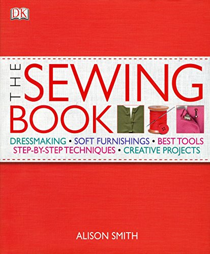 9781405335553: The Sewing Book (Dk)