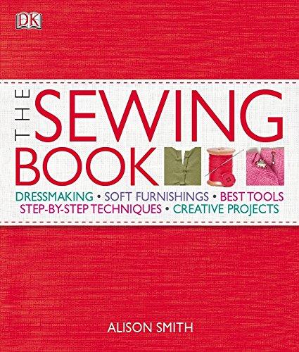 The Sewing Book (Hardcover): Kindersley Dorling