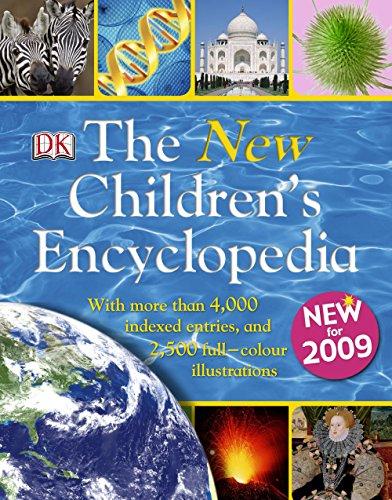 9781405336581: The New Children's Encyclopedia