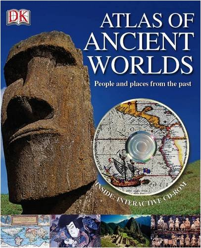 9781405336659: Atlas of Ancient Worlds