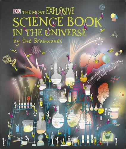 9781405336666: The Most Explosive Science Book in the Universe... by the Brainwaves