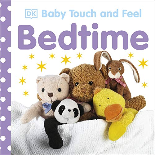 9781405336802: Bedtime (Baby Touch and Feel) (BABY TOUCH & FEEL)