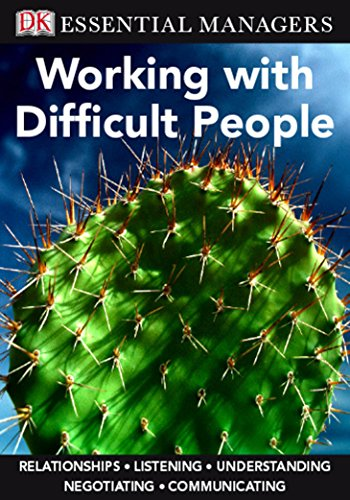 9781405336864: Working with Difficult People (Essential Managers)