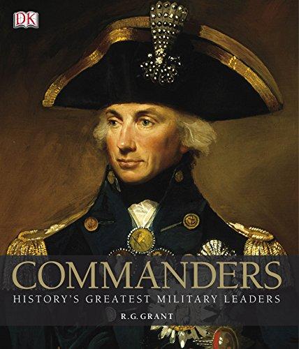 9781405336963: Commanders (Dk)