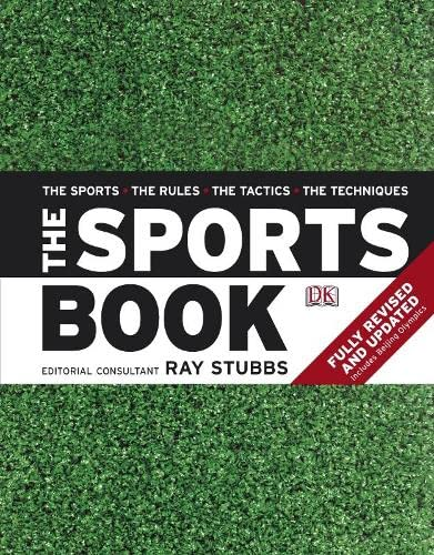 9781405336970: The Sports Book: The Sports * The Rules * The Tactics * The Techniques